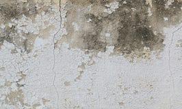 被剥皮的油漆墙壁背景,纹理,表面材料 免版税库存照片