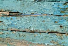 被剥皮的油漆 免版税库存照片
