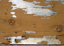 被剥皮的背景油漆 库存照片