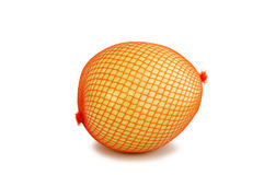 被包装的柚 库存照片