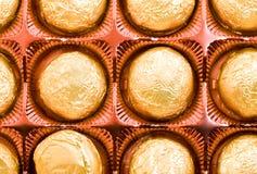 被包装的甜点 免版税图库摄影