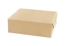被包裹的小包 免版税库存照片