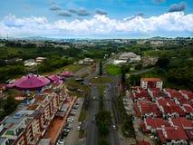 被参观的pereira哥伦比亚 免版税图库摄影