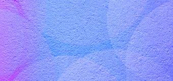 被反射的五颜六色的抽象天蓝色颜色蚀晾干织地不很细背景 皇族释放例证