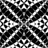 被反映的对称样式 几何单色背景 T 皇族释放例证