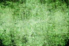 被变形的难看的东西深绿黑生锈腐朽老秋天背景墙纸的摘要帆布绘的纹理样式 免版税库存照片