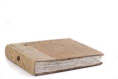 被回收的日记帐 免版税库存图片