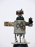 被回收的机器人 库存照片