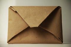 被回收的纸张 免版税库存照片