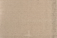 被回收的纸板纹理 包裹牛皮纸 免版税库存图片
