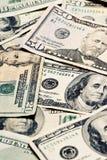被处理的交叉货币衡量单位大 免版税库存图片