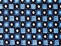 被察觉的纺织品 免版税库存图片