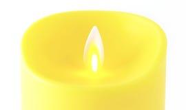 被带领的蜡烛 库存图片
