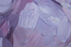 被弄脏的五颜六色的纹理背景 被绘的墙壁背景 库存照片