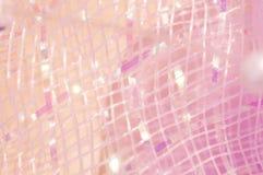 被弄脏的抽象桃红色背景 图库摄影