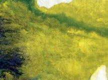 被弄脏的水彩艺术背景摘要创造性的黏土五颜六色的织地不很细未充分干燥即送回的洗好的衣服 免版税图库摄影