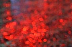 被弄脏的红色盘旋背景 图库摄影