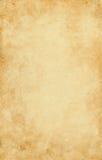 被弄脏的老纸张 免版税库存图片