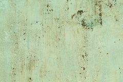 被弄脏的金属墙壁纹理样式 库存图片