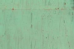 被弄脏的金属墙壁纹理样式 免版税库存照片