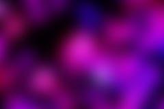 被弄脏的紫色摘要 图库摄影