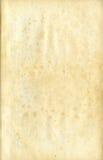 被弄脏的grunge老纸张 免版税图库摄影