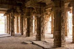 被忘记的地下寺庙 免版税库存图片