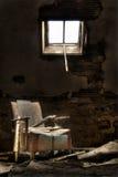 被忘记的椅子 图库摄影