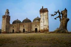 被忘记的纪念碑-印度 库存照片