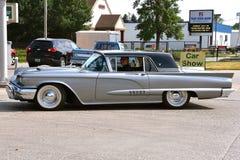 被恢复的1959年Ford Thunderbird 免版税图库摄影
