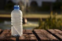 被感染的水 免版税图库摄影