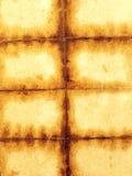 被抓的纸板纹理 库存图片