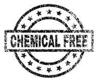被抓的织地不很细化学制品自由邮票封印 皇族释放例证