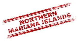 被抓的织地不很细北马里亚纳群岛邮票封印 皇族释放例证
