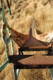被抛弃的儿童的游乐场 免版税图库摄影