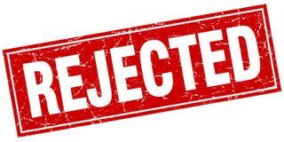 被拒绝的印花税 向量例证