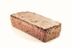 被拼写的黑面包黑麦 免版税图库摄影