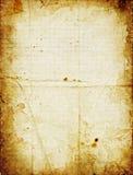 被摆正被弄脏的黑暗的框架grunge纸张 免版税库存照片