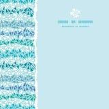 被撕毁的抽象冰chrystals纹理正方形 免版税库存图片