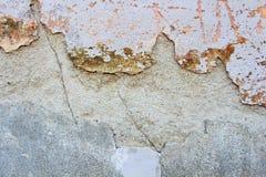 被撕毁的石纹理 免版税库存照片