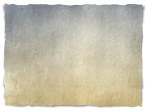 被撕毁的脏的纸张 免版税库存图片