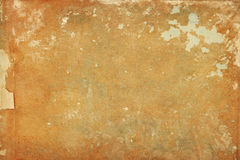 被撕毁的破旧的纸困厄的背景 免版税库存图片