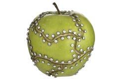 被操作的果子 免版税图库摄影