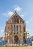 被改革的或Vitus教会在温斯霍滕 免版税库存图片