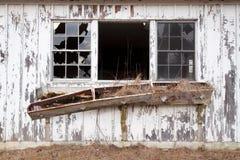 被放弃的之家 免版税图库摄影