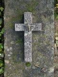 被放弃的坟墓 免版税图库摄影