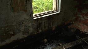 被放弃的工厂厂房 油毒性遗骸 r 股票视频