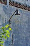 被放弃的工厂灯笼 库存图片