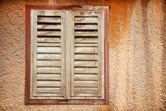 被放弃的房子关闭细节 免版税库存照片
