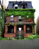 被放弃的房子